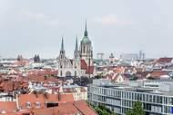 Verkauft: Über den Dächern Münchens – Maisonette-Highlight mit Westbalkon – Schwanthalerhöhe 16