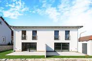 Verkauft: Neue Doppelhaushälfte mit Süd-/West-Garten – Eismannsberg/Ried 16