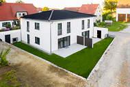 Verkauft: Neue Doppelhaushälfte mit Süd-/West-Garten – Eismannsberg/Ried 19
