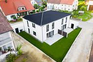 Verkauft: Neue Doppelhaushälfte mit Süd-/West-Garten – Eismannsberg/Ried 20
