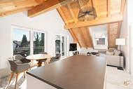 Verkauft: Dachgeschosswohnung mit atemberaubenden Deckenhöhen und Zugspitzblick – Weilheim 03