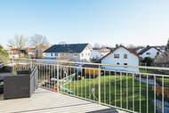 Verkauft: Dachgeschosswohnung mit atemberaubenden Deckenhöhen und Zugspitzblick – Weilheim 05