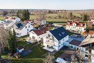 Verkauft: Dachgeschosswohnung mit atemberaubenden Deckenhöhen und Zugspitzblick – Weilheim 19