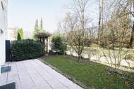 Verkauft: Modernisierte Erdgeschosswohnung mit sonniger Süd-/West-Terrasse – Bogenhausen 13