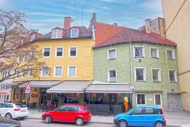 Altstadt: Kleinhaus Herzog-Wilhelm-Str. 29