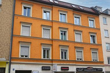 Au: Mietshaus Humboldtstr. 17