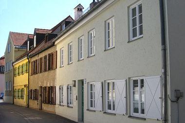 Au: Traufseithaus Franz-Prüller-Str. 14