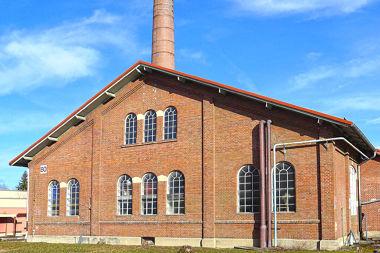 Aubing: Kesselhaus Papinstr. 53