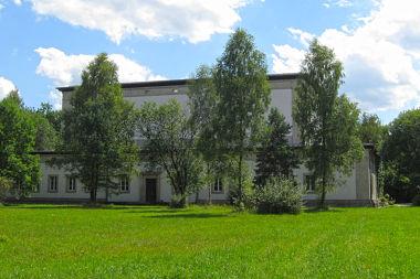 Baldham: Atelierbau Waldstr. 17