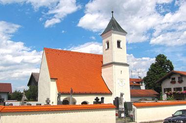 Baldham: Filialkirche Vaterstettener Str. 14