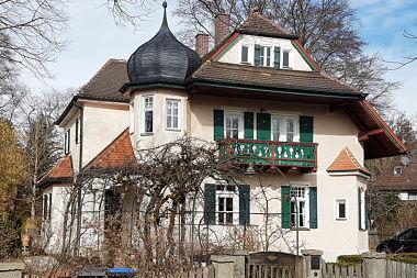Gauting: Einfamilienhaus Unterbrunner Str. 4