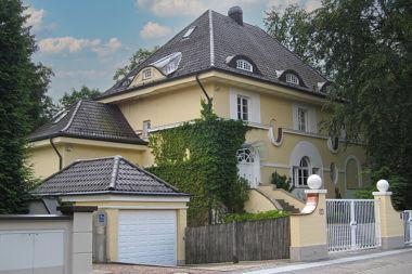 Geiselgasteig: Villa Robert-Koch-Str. 33