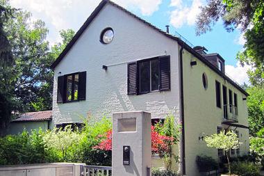 Geiselgasteig: Wohnhaus Gabriel-von-Seidl-Str. 2