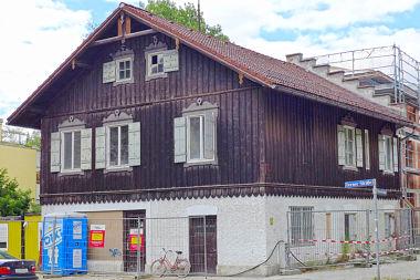 Gern: Eckhaus Gerner Str. 33