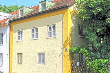 Giesing: Eckhaus Birkenau 19
