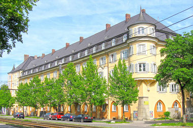 Giesing: Wohnanlage Grünwalder Str. 17
