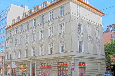 Glockenbachviertel: Mietshaus Müllerstr. 23