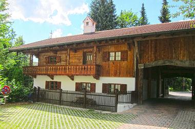 Grünwald: Bauernhaus Auf der Eierwiese 5