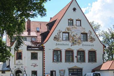 Grünwald: Gasthaus Zeillerstr. 1