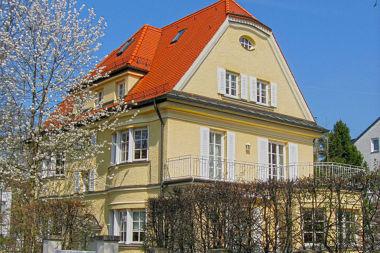Harlaching: Einfamilienhaus Achleitnerstr. 6