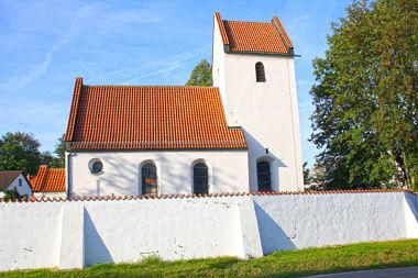 Johanneskirchen: Filialkirche Gleissenbachstr. 2