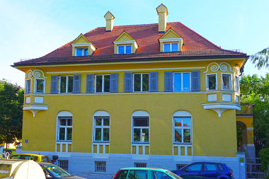 Laim: Villa Agnes-Bernauer-Platz 8
