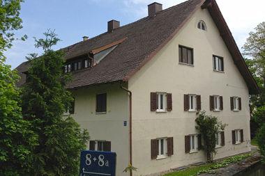 Lochhausen: Bauernhaus Schussenrieder Str. 8