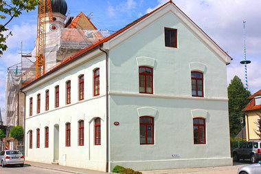 Markt Schwaben: Schulhaus Erdinger Str. 3