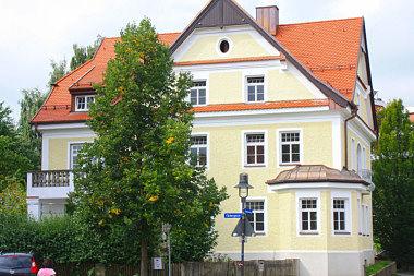 Markt Schwaben: Wohnhaus Habererweg 1