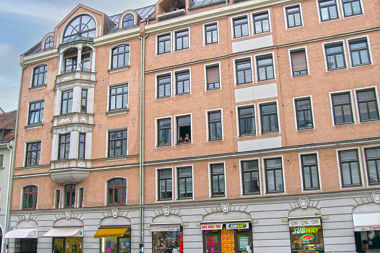 Maxvorstadt: Mietshaus Adalbertstr. 12