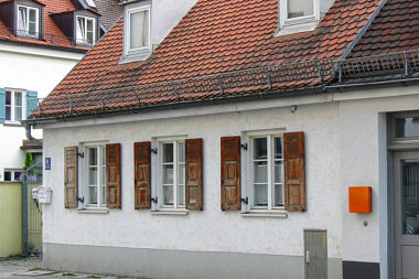 Obergiesing: Kleinhaus Gietlstr. 6
