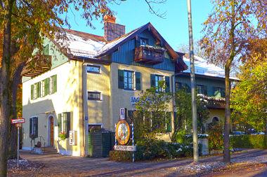 Obermenzing: Gaststätte Alte Allee 21
