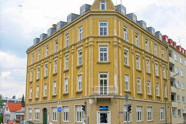 Obersendling: Mietshaus Hofmannstr. 43
