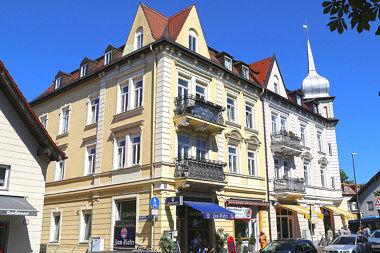 Perlach: Wohn- und Geschäftshaus Josef-Beiser-Str. 23
