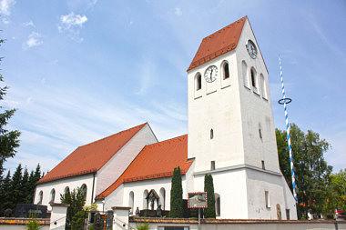 Poing: Pfarrkirche Anzinger Str. 2