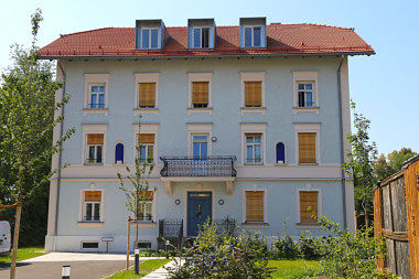 Ramersdorf: Wohnhaus Aribonenstr. 22