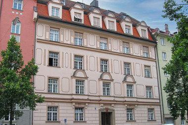 Schwabing-West: Mietshaus Schleissheimer Str. 89