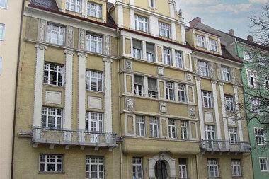 Schwabing-West: Mietshaus Tengstr. 27