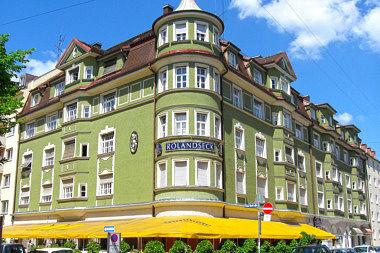 Schwabing-West: Wohn- und Geschäftshaus Viktoriastr. 23