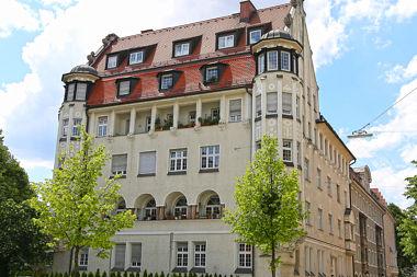 Schwanthalerhöhe: Mietshaus Kazmairstr. 17