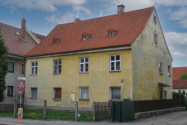 Sendling: Austragshaus Pfeuferstr. 44