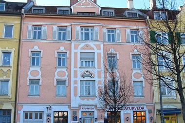 Sendling: Mietshaus Ganghoferstr. 76