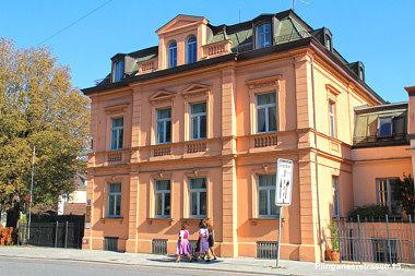 Sendling: Villa Plinganserstr. 13