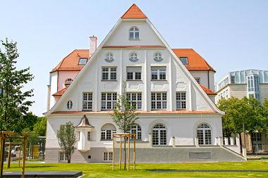 Sendling-Westpark: Villa Hansastr. 21