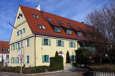 Untermenzing: Bauernhaus Eversbuschstr. 24
