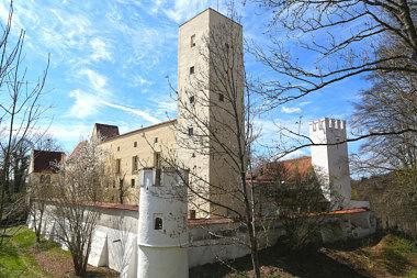 Burg Grünwald Zeillerstr. 3